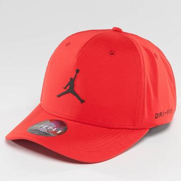 Jordan Flexfitted-lippikset Jumpman CLC99 punainen