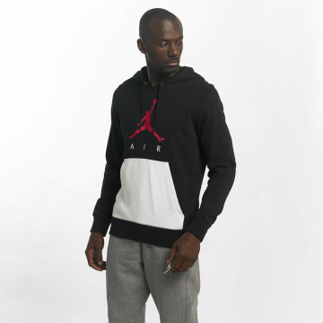 Jordan Hoodie Sportswear Jumpman Air Lightweight black
