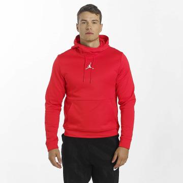 Jordan Hoody Therma 23 Alpha Training rood