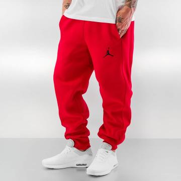 Jordan joggingbroek Flight rood