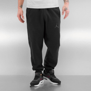 Jordan Jogginghose Jumpman Brushed With Cuff schwarz