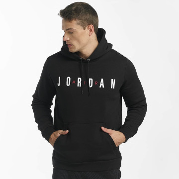 Jordan Mikiny Sportswear Flight Fleece Air èierna