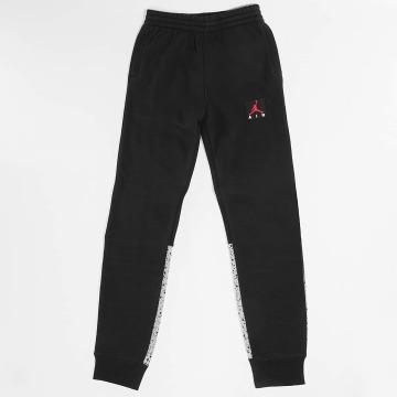 Jordan Pantalone ginnico Flight Fleeece nero