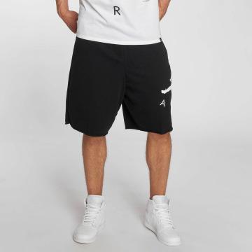 Jordan Short Sportswear Jumpman Air Graphic Fleece noir