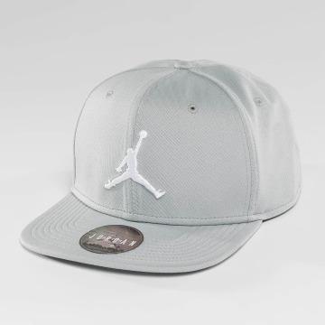 Jordan snapback cap Jumpman grijs