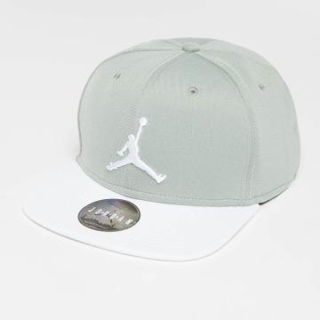 Jordan snapback cap Jumpman groen