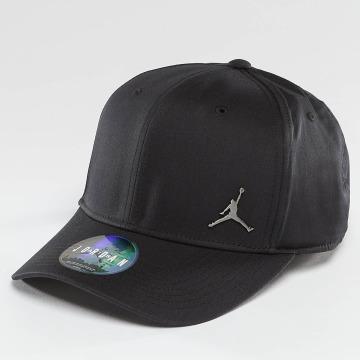 Jordan Snapback Cap CLC99 Metal Jumpman schwarz