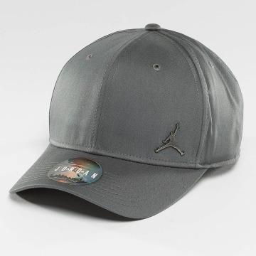 Jordan Snapback Caps CLC99 Metal Jumpman grå