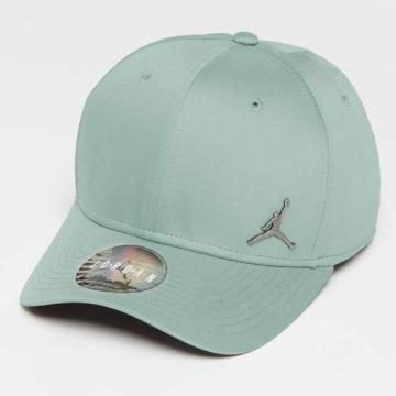 Jordan Snapback Caps CLC99 Metal Jumpman grøn