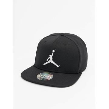 Jordan Snapback Caps Jumpman musta