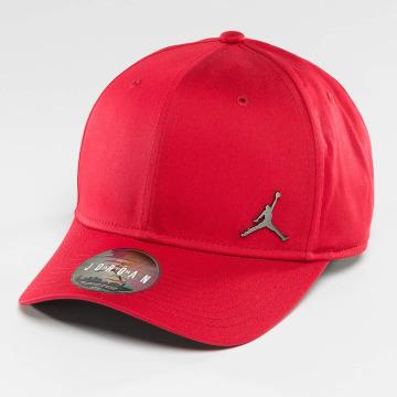 Jordan Snapback Caps CLC99 Metal Jumpman punainen