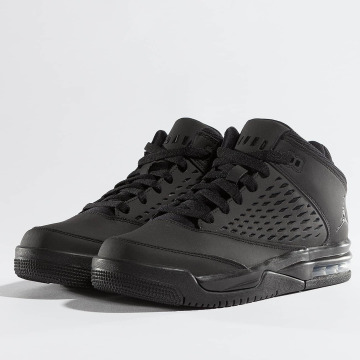 Jordan Sneaker Flight Origin 4 (GS) schwarz