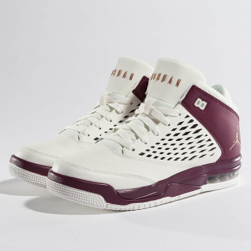 Jordan sneaker Flight Origin 4 Grade School wit
