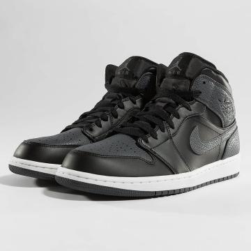 Jordan Sneakers 1 Mid czarny