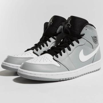 Jordan Sneakers 1 Mid grå