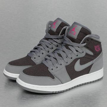 Jordan Sneakers 1 Retro (GS) gray