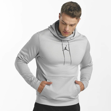 Jordan Sudadera Therma 23 Alpha Training gris