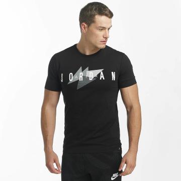 Jordan T-Shirt Sportswear Brand 1 black