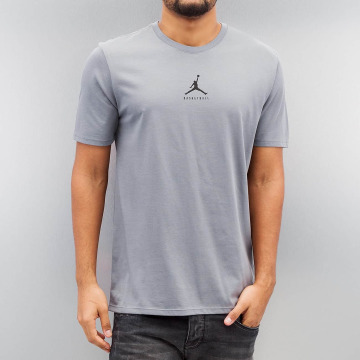 Jordan t-shirt 23/7 Basketball Dri Fit grijs