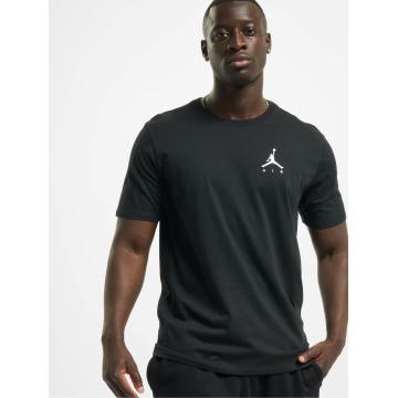 Jordan T-shirt Sportswear Jumpman Air Embroidered nero