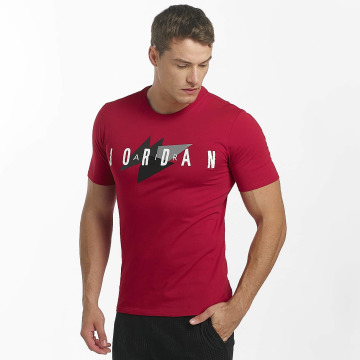 Jordan T-Shirt Sportswear Brand 1 rouge