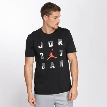 Jordan t-shirt Sportswear 23 zwart
