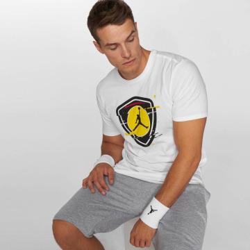 Jordan T-shirts Sportswear Last Shot 1 hvid
