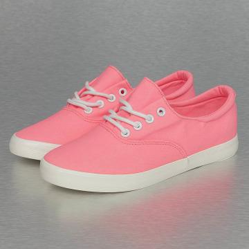 Jumex Сникеры Summer розовый