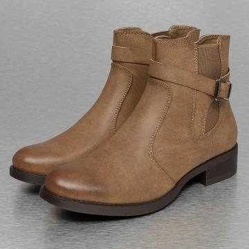 Jumex Boots/Ankle boots Basic khaki