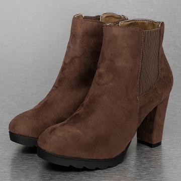 Jumex Boots/Ankle boots High Basic khaki