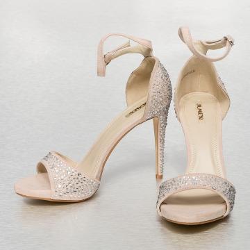 Jumex Chaussures à talon Brilliant beige