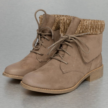Jumex Nilkkurit Wool khakiruskea