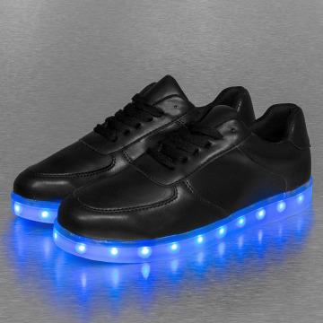 Jumex Sneakers Basic LED èierna