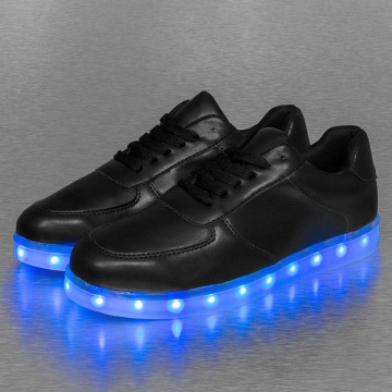 Jumex Sneakers Basic LED black