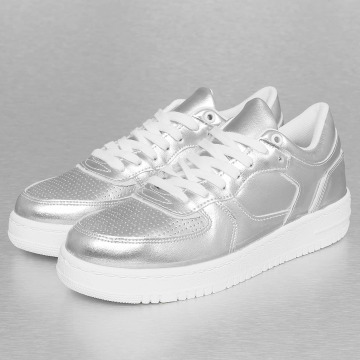 Jumex Sneakers Rushour sølv