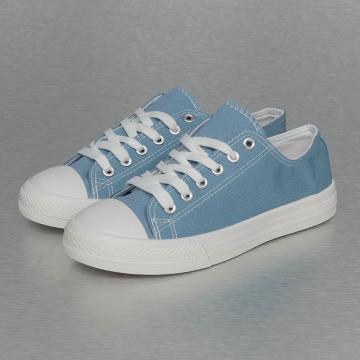 Jumex Tøysko Basic Low blå