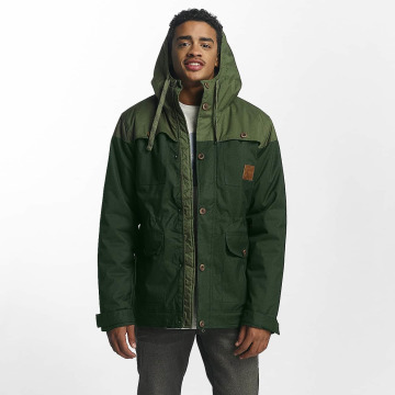 Just Rhyse Зимняя куртка Leaf зеленый