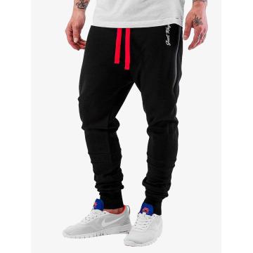 Just Rhyse Спортивные брюки Big Pocket Tech черный