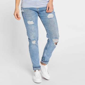 Just Rhyse Boyfriend Jeans Bubbles blue