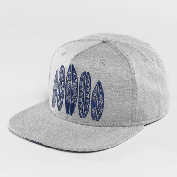 Just Rhyse Casquette Snapback & Strapback Summerland gris