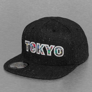 Just Rhyse Casquette Snapback & Strapback Tokyo noir