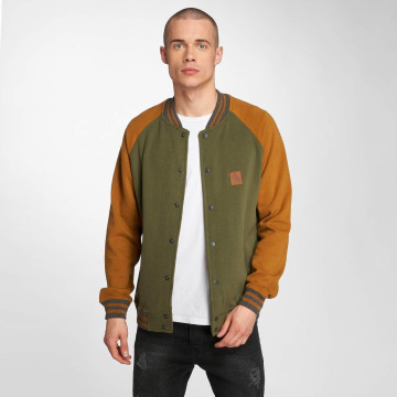 Just Rhyse College Jacke Chitina olive