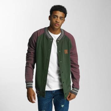 Just Rhyse College Jacket Dillon Beach purple