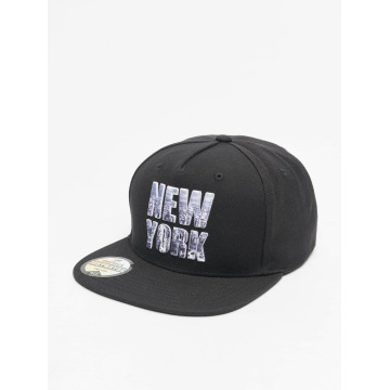 Just Rhyse Gorra Snapback New York Style negro