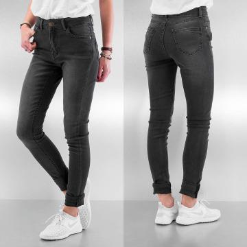 Just Rhyse High Waisted Jeans High Waist gray