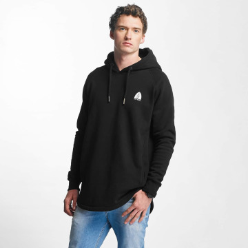 Just Rhyse Hoodie Long black