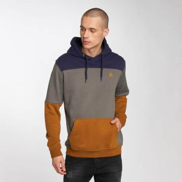 Just Rhyse Hoodie Waterfall blue