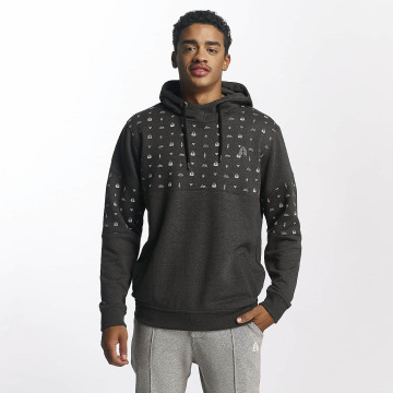 Just Rhyse Hoodie Thane grey