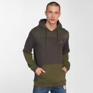 Just Rhyse Hoody Waterfall grau