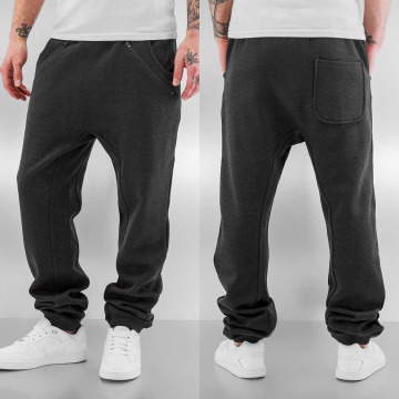 Just Rhyse joggingbroek Rasco 2.0 Zip grijs